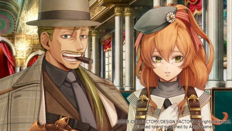 Code Realize: Future Blessings Review – Otome Kitten